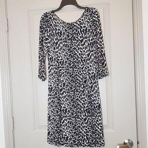 Tory Burch Leopard Print Dress